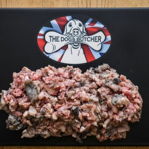 The Dogs Butcher Chicken & Tripe Mince Raw Dog Food