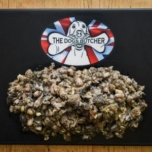 The Dogs Butcher Lamb Tripe Raw Dog Food