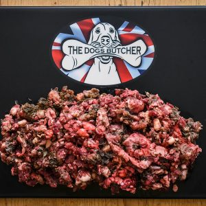 The Dogs Butcher Boneless Ox and Lamb Mince - Raw Dog Food