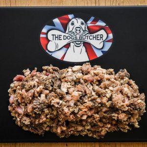 The Dogs Butcher Ox Tripe Mince Raw Dog Food