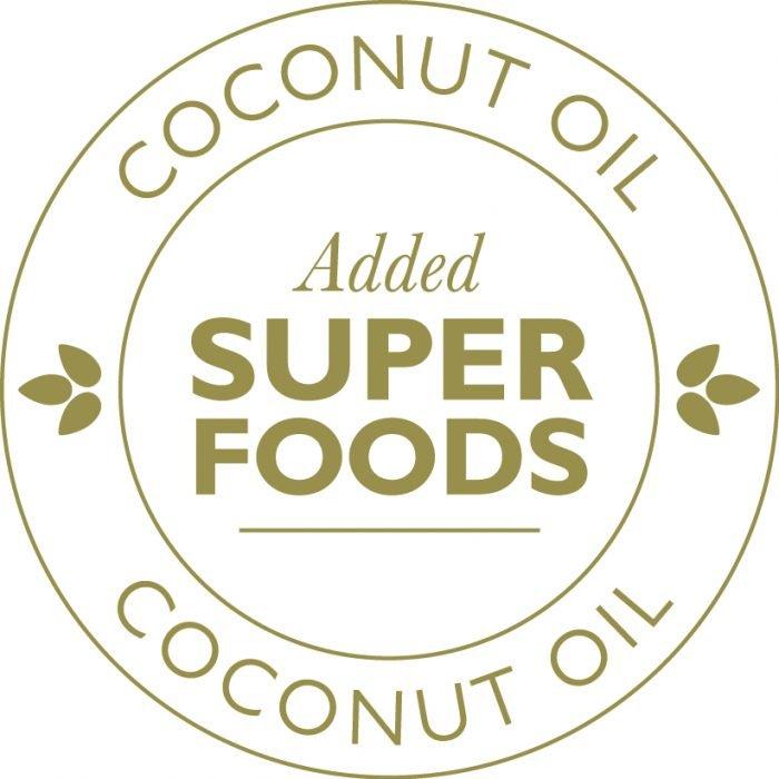 Eden Dog Food added Super Foods Coconut Oil Label