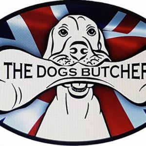 The Dogs Butcher Rabbit & Pork Logo