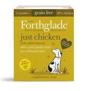 Forthglade Just Chicken 395g