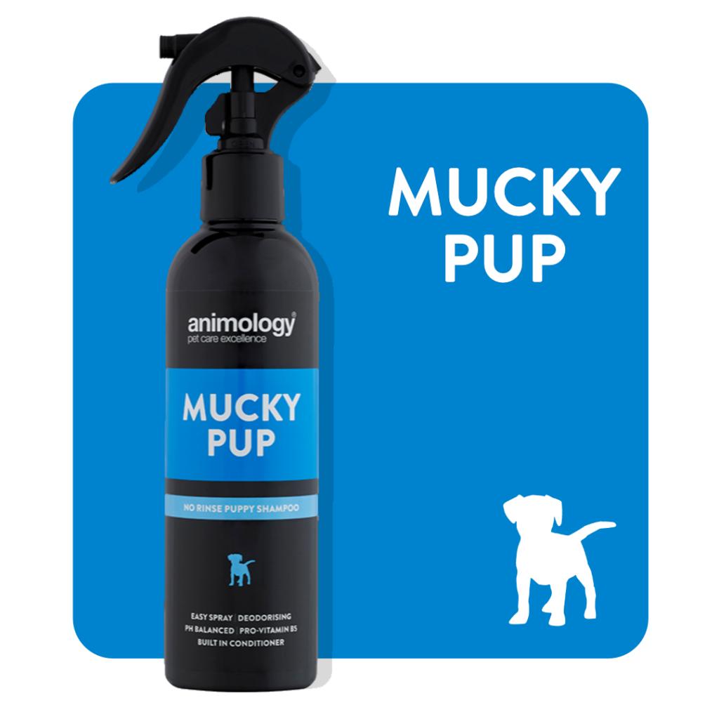 Mucky Pup No Rinse Shampoo 250ml