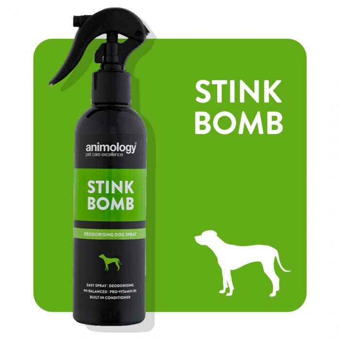 Animology Stink Bomb Refreshing Spray 250ml