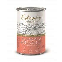 Eden Dog Food Can Salmon & Pheasant