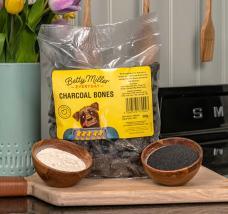 Betty Millers Charcoal Big Bones 500g