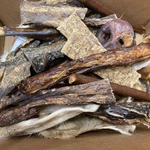 Natural Dog Treat Boxes
