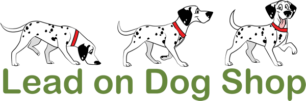 Lead On Dog Shop Logo