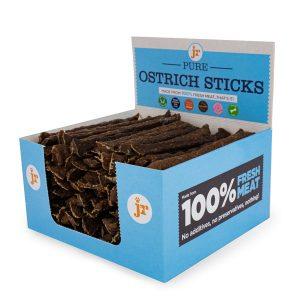 JR Pet Products Ostrich Sticks