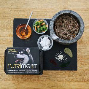 Nutriment Rabbit & Turkey 500g