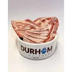 DAF Goat Ribs 1kg Raw Dog Food