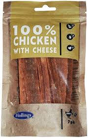 Hollings Chicken & Cheese Bars 7pk