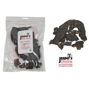 Jaspers Choice Beef Liver 200g