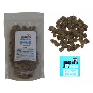 Jaspers Choice PUPPY POWER Cod Nibbles 100g