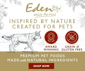 Eden Dog Food Inspired by Nature Ad