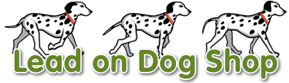 Logo Lead On Dog Shop