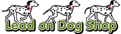 Logo Lead On Dog Shop